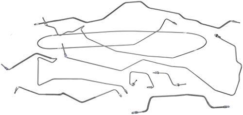 - Dorman 919-236 Stainless Steel Brake Line Kit for Select Jeep Cherokee Models