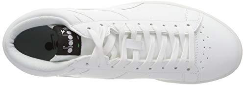 Sportive bianco High P Diadora Scarpe – Adulto Bianco Unisex Game C0657 c1ggqZIv