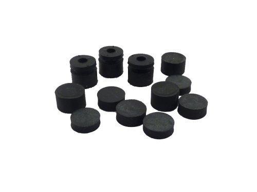 Grommets - Dunlop, Offset, 3x4 Different - Grommets Dunlop