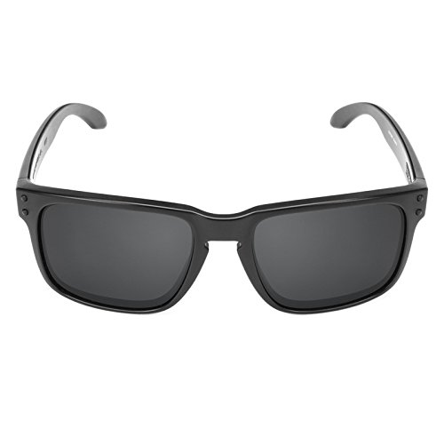 Revant Replacement Lenses for Oakley Holbrook Polarized Stealth Black