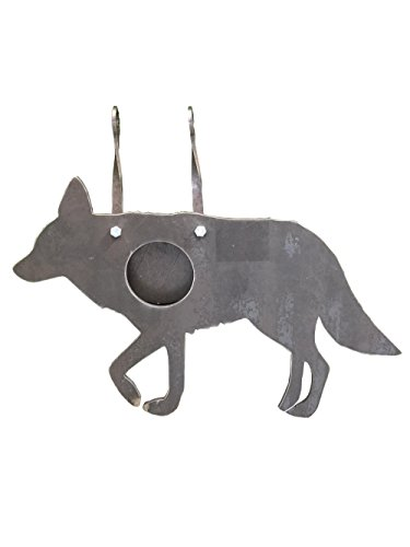 AR500-Targets Animal Silhouette's (Coyote, 3/8