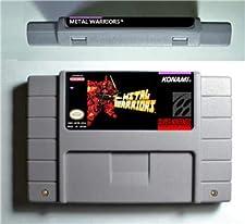 Metal Warriors - Action Game Cartridge US Version - Game Card For Sega Mega Drive For Genesis