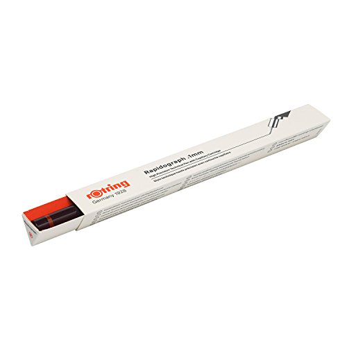 rOtring Rapidograph 0.1mm Technical Drawing Pen (S0203000) by Rotring (Image #5)