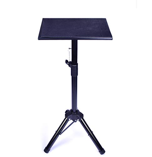Magic Floating Table - Enjoyer Metal Black Tripod Close Up Magic Table Magic Tricks Magician Table Stage Accessories Easy to Carry