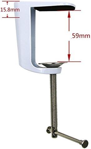 クランプ アーム式 机 テーブル クリップ 2ピース 調節可能 使いやすい 高品質 シンプル