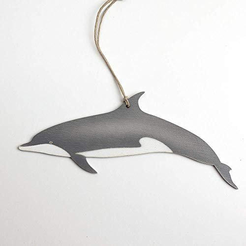 Dolphin Porpoise Christmas Ornament