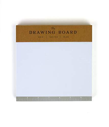 Elum Designs Drawing Board Square Notepad - Designs Elum