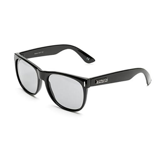 76024c589a 60% de descuento Catania Occhiali Gafas de Sol - Modelo Wayfarer Vintage  (UV400)