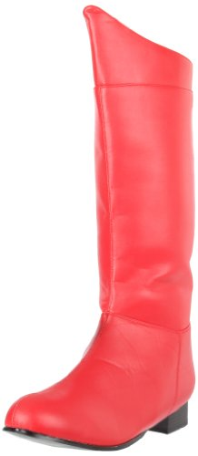 Funtasma by Pleaser Men's Halloween (Red Superman Boots)
