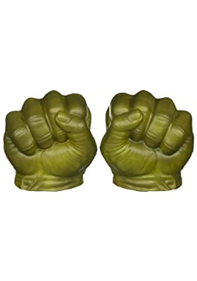 Avengers Gamma Green Hulk Smash Fist Combo by Hasbro