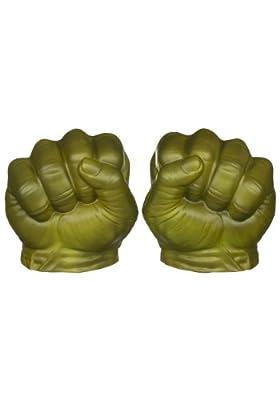 Avengers Gamma Green Hulk Smash Fist Combo by Hasbro