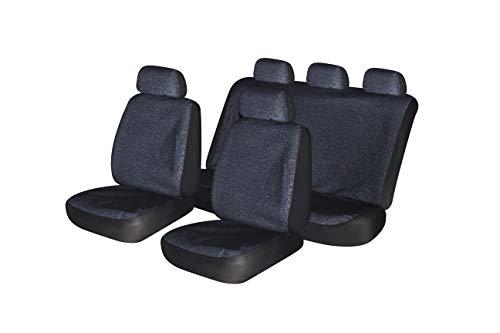 seat covers suv full set leopard - 5