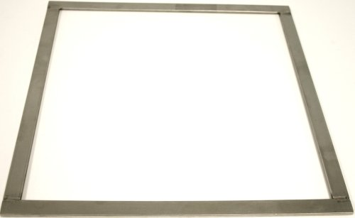 Paderno World Cuisine .25 Inch Stainless Steel Square Ganache Frame by Paderno World Cuisine