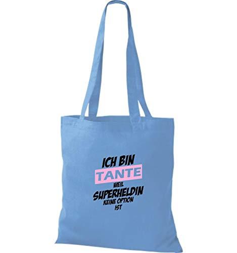 Asas Wm10109708 De Para Shirtstown Bolso Azul Celeste Mujer q6TP7txd