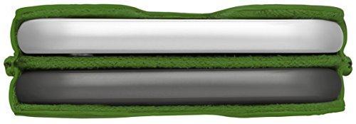 ullu Sleeve for iPhone 8 Plus/ 7 Plus - Lime Green UDUO7PVT93 by ullu (Image #4)