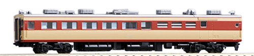 481 form marbling TOMIX N Gauge Railways express train 8930 (gray-equipped vehicles roof AU13) by Tomytec