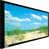 Vutec 144'' 4:3 Elegante' Fixed Frame Screen - 86.25'' X 115.25'' Viewing Area