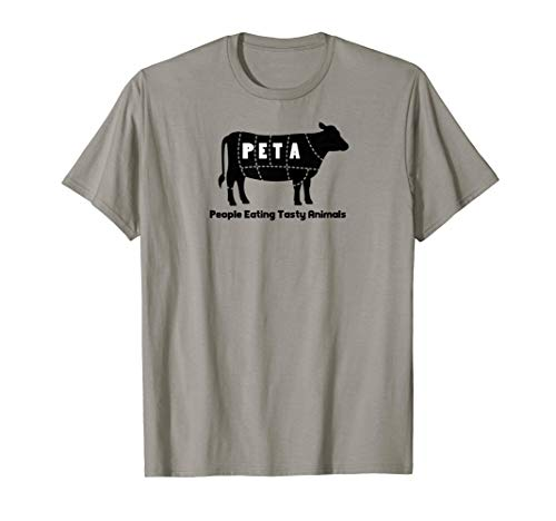 (People Eating Tasty Animals Tee)