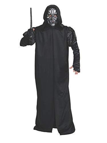 Rubie's Costume Co Men's Harry Potter Deathly Hollows Death Eater Adult -