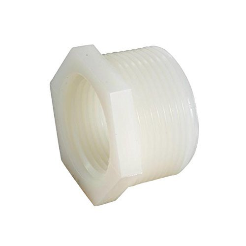Anderson Metals Corp Inc 53610-2016 Threaded Nylon Bushing (Pack of 5) by Anderson Metals Corp -