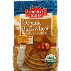 Arrowhead Mills Buttermilk Pancake & Waffle Mix, 26 oz. -
