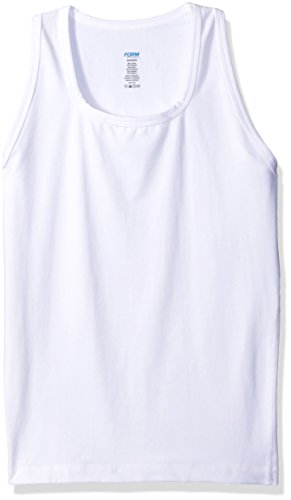 2(X)IST Shapewear Form Tank White