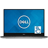 2018 Premium Dell XPS 13 9360 13.3 Full HD Infinity Edge IPS Touchscreen Business Laptop - Intel Dual-Core i5-7200U 8GB DDR3 128GB SSD MaxxAudio Backlit Keyboard 802.11ac Webcam Thunderbolt 3 Win 10