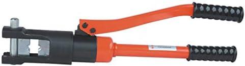 ケーブルカッター ケーブル 圧着端子 アルミ端子 ブッシュ 圧着用 油圧圧着工具 16-120mm² 手動ケーブルカッター