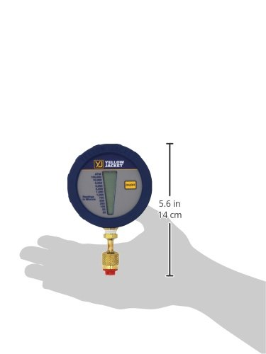 """x /¼/"""" M.FL RITCHIE add to hoses for charging and recovery Yellow Jacket 93843 /¼/"""" Compact Ball Valve /¼/"""" F.FL 45 degree angle"""