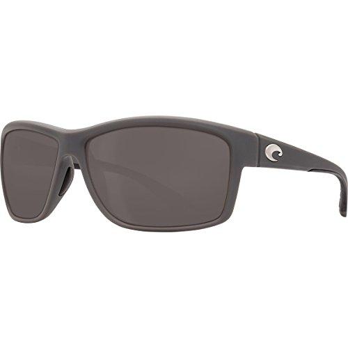 Sunglasses 580g Gray Polarized Matte Costa Mag Bay xP688C
