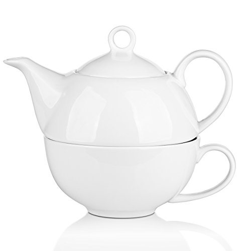 teapot and cups set for two - 5