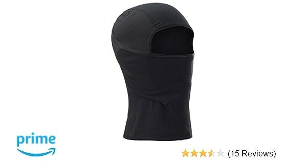 Terramar Thermarator Balaclava Headwear One Size Black