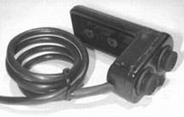 T-H Marine Supply Pre 1979 - Lever Omc