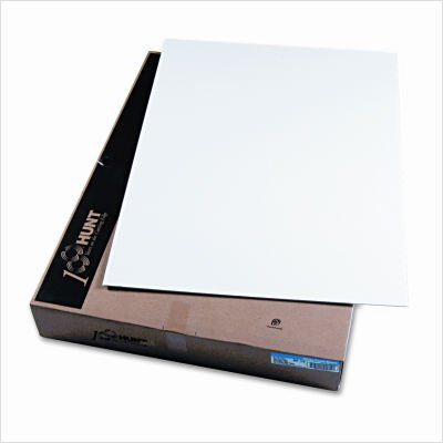 ELMERS Foam Board, White Surface with White Core, 30 X40, 25 Boards/Carton (950510) ()