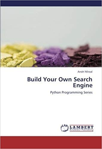 Build Your Own Search Engine: Python Programming Series