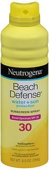 NEUTROGENA BEACH DEF SPR SPF30 6.5 OZ