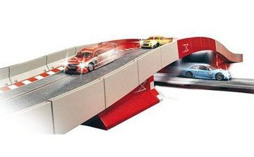 Scx Slot Cars Digital System Bridge With Light by SCX Slot (Scx Digital System)