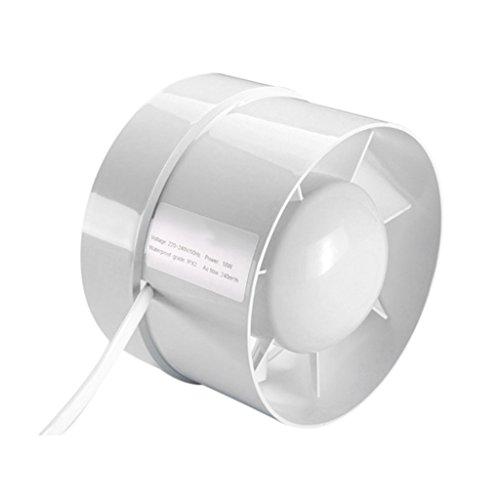 Extracteur d'air salle de bain