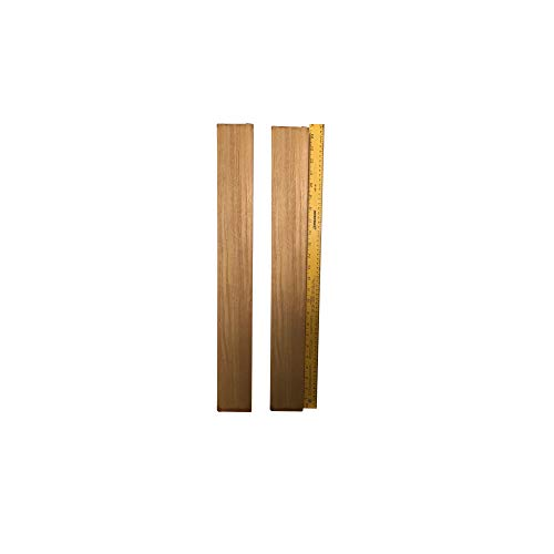 Honduran Mahogany Neck Blanks 24 X 3 X 1 inches