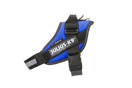 Julius-K9 16IDC-B-2 IDC Power Harness, Size: 2 (71-96cm/28-37.5''), Blue by Julius-K9 (Image #1)