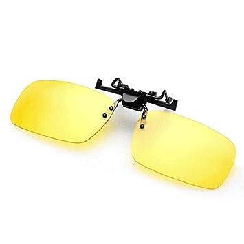 Wenwenzui-ES Gafas de Sol polarizadas con Clip, sin Montura ...
