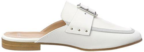 A100 Weiß As462100857301 Sport Mules Femme Blanc Escada YZp0qanx