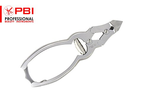 Amazon.com: Nail Nipper Heavy Duty Clippers For Ingrowing Nails (3 Pieces Set) From PBI Manicure Pedicure: Beauty