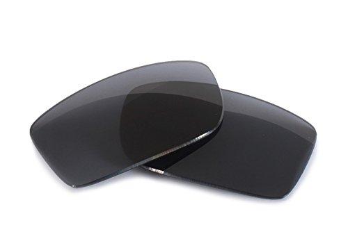 Fuse Lenses for Oakley Double Edge - Grey (Edge Replacement Lenses)