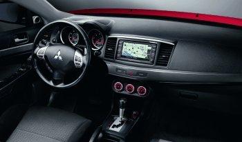 Superior 2008   2012 Mitsubishi Lancer Evolution In Dash Navigation System MMCS