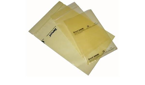 "Plain End Closure 24/"" x 36/"" Pack of 24 Zerust Multipurpose VCI Poly Bag"