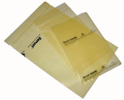 Zerust Multipurpose VCI Poly Bag - Zip Closure - 9'' x 12'' - Pack of 24