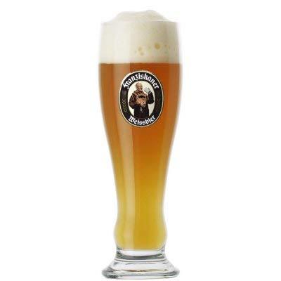 - Franziskaner Weissbier Wheatbeer Glass