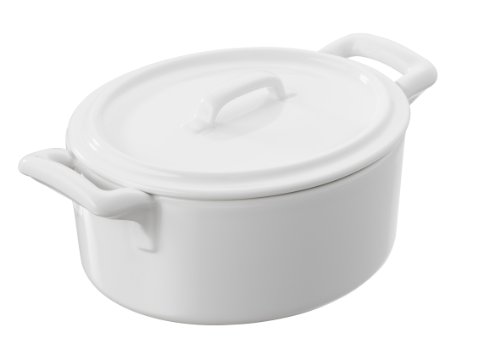 Revol BC0145 005566 Cocotte with lid, 5.25 x 3.25