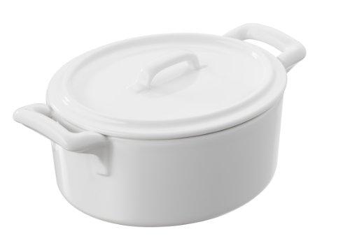 Revol Belle Cuisine Mini Porcelain Casserole Dish & Lid